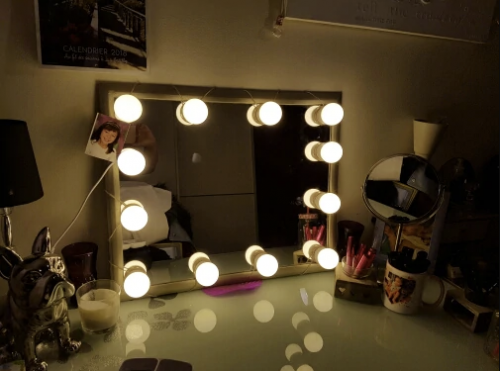 Dimmable Vanity Lights photo review