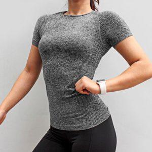Seamless Gym Shirt